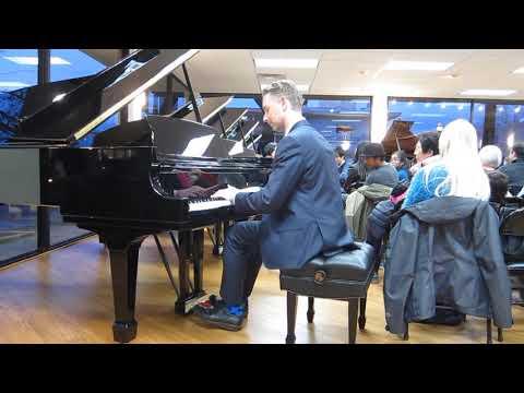 Music Teachers' Association of California: Justin Levitt