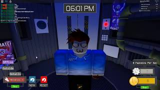 Animatronics Universe, The FNAF VR Update. (roblox)