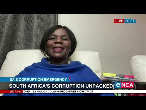 South Africa's corruption unpacked
