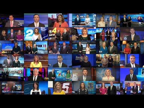 Media Giant Sinclair, Under Fire for Forcing Anchors to Read Trumpian Screed, Is Rapidly Expanding
