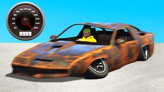 The $5 Rustmobile Is More Powerful Than It Looks! (GTA RP)
