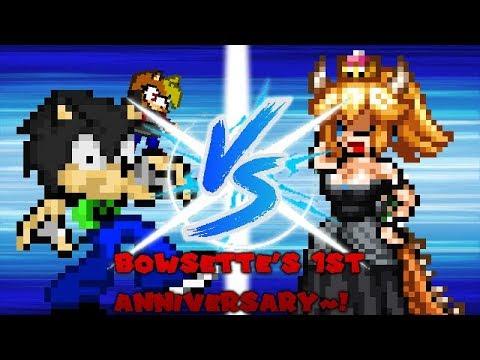 Bowsette's 1st Anniversary (Pivot Sprites Battle)