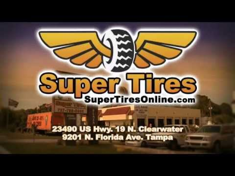 Super Tires - The #1 New and Used tire shop in Florida