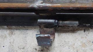Как сделать скрытые петли для люка hidden hinges for the hatch