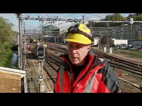 Des Gros Travaux Perturbent Le Trafic SNCF à Poitiers Ce Week-end