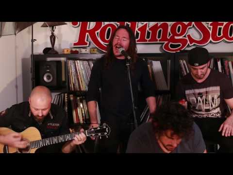 """Twelve Foot Ninja """"Point Of You"""" (Live at Rolling Stone Australia Office)"""