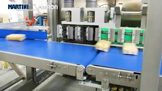 Martini Packaging: New packaging line MCRS-VD with OMRON technology