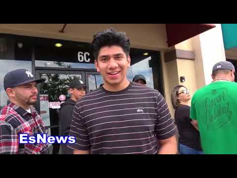 Frank The Cook Making Money Moves EsNews Boxing
