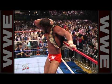 """Macho Man"" Randy Savage wins his first WWE Championship thumbnail"