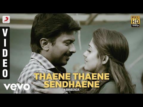 Nannbenda - Thaene Thaene Sendhaene Video | Udhayanidhi Stalin, Nayanthara