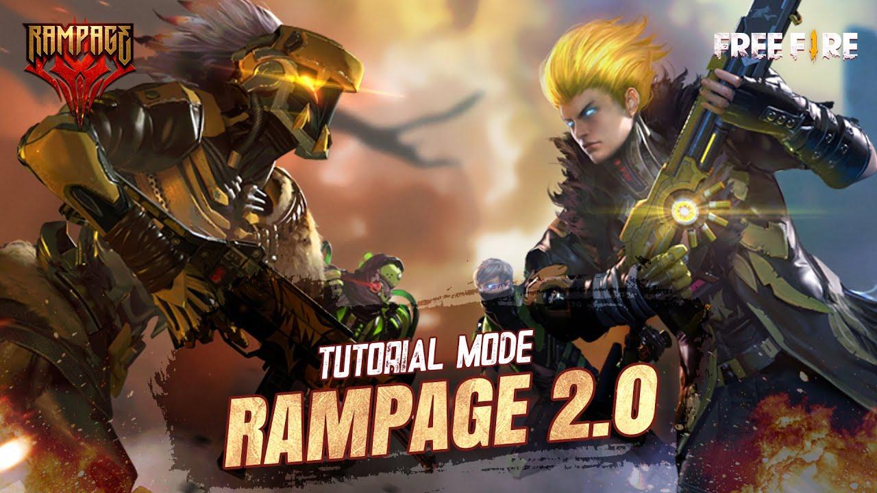 Tutorial Mode Rampage 2.0 | Hadir di 4 Juli!