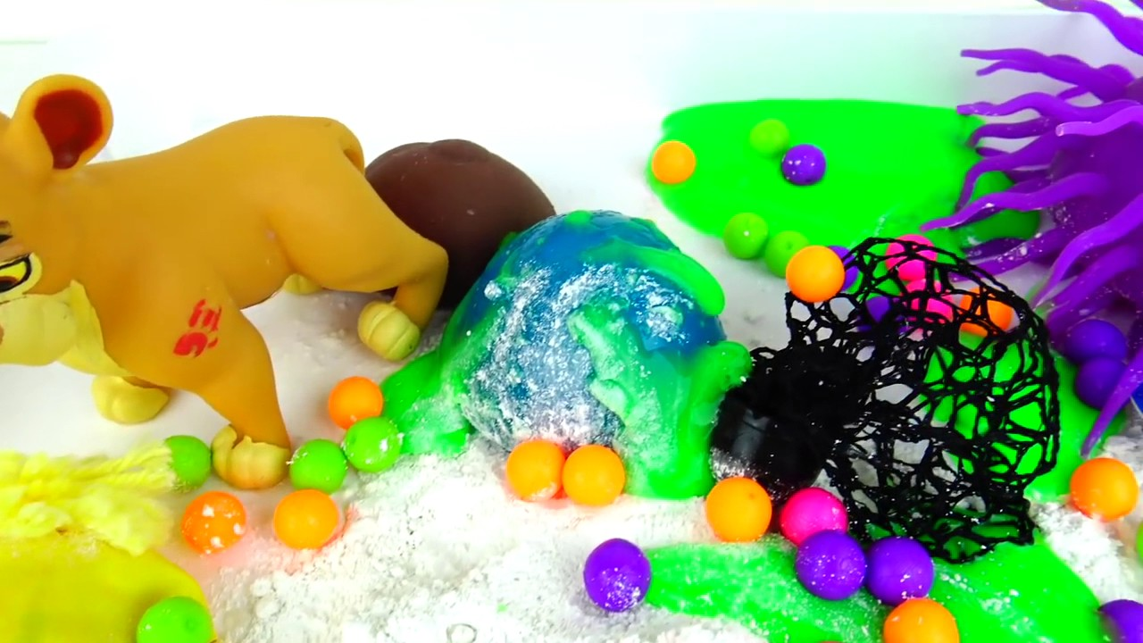 Squishy Toys Cutting : CUTTING OPEN AWESOME Squishy TOYS LION Guard, Stress Splat Balls, Monkey, SLIME! Whats In - YouTube