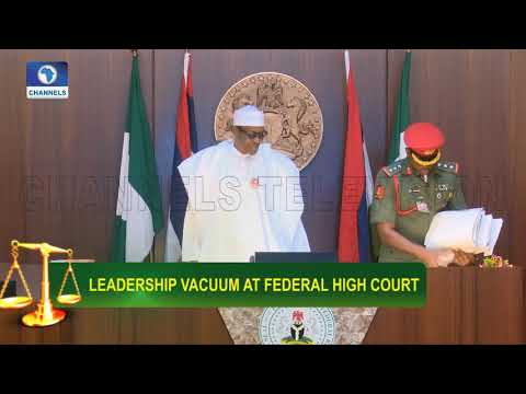Lawyers React To FG's Delay On Federal High Court Leadership Appointment |Law Weekly|