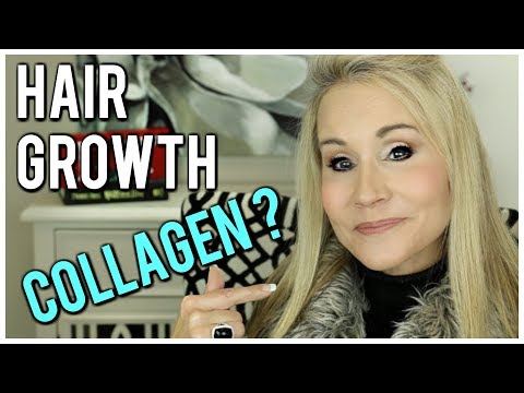 ? COLLAGEN FOR HAIR GROWTH  ? thumbnail