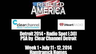 Clear Channel and iHeart Radio Radio Announcement