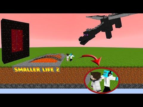 Minecraft Harita - SMALLER LİFE 2