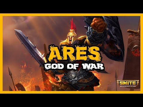 Ares, God of HELP ME PLEASE!! - Full SMITE Gameplay