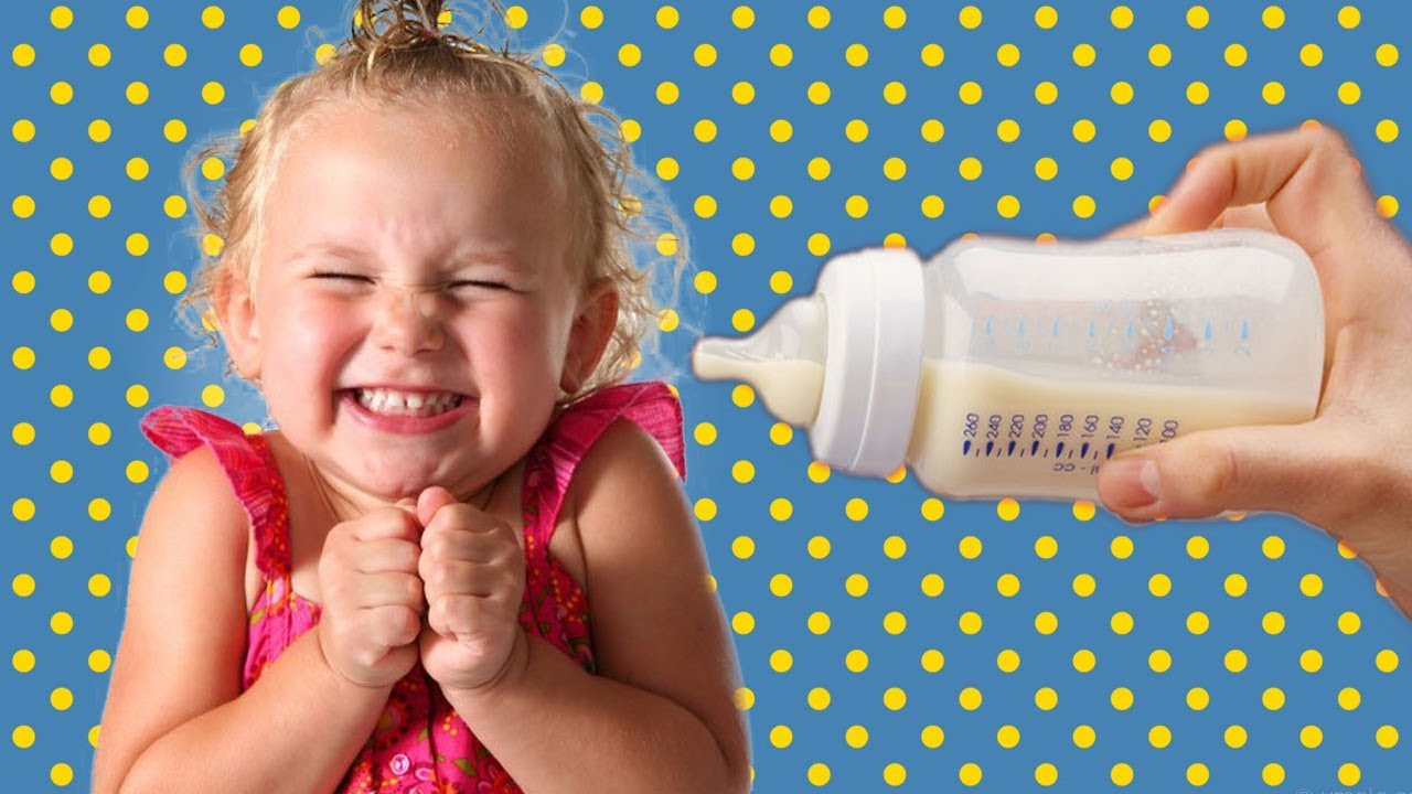 CUTE Babies Get Excited to See Milk Bottle || BEST Babies Compilation