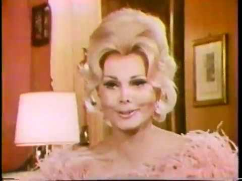 George (1972)- With Zsa Zsa Gabor