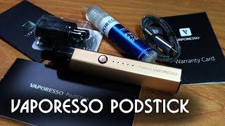 Фото Vaporesso Podstick компактный стик с очень маленьким бачком