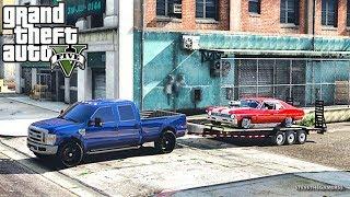 GTA 5 REAL LIFE MOD #367 CONSTRUCTION JOB !!! (GTA 5 REAL LIFE MODS)