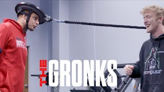 Download TFue shares his secret to getting JACKED with Gronk