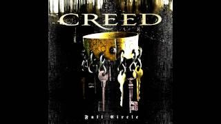 Creed - Away in Silence