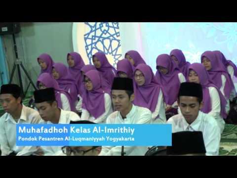 Lalaran Nadzom Kitab Imrithi | PP Al-luqmaniyyah 2017