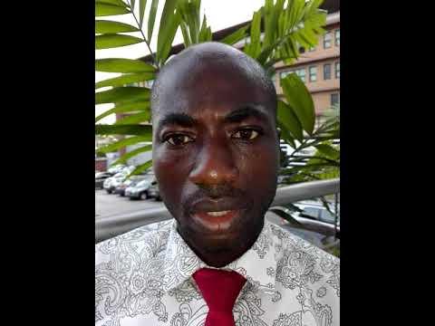 CI:15 mars 2018,journée Mondial du Droit du consommateur ,le Pésident Touré Ibrahima appel à une grande mobilisation