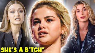 Gigi Hadid Reveals Hailey Bieber STALKS Selena Gomez EVERY DAY!