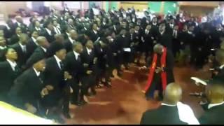 Njenge Bhadi by WC Youth presbytery 26 28 May 2017