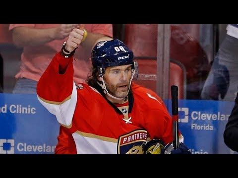 Jagr Signs 1 Year Deal with Calgary Flames