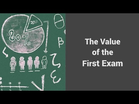 MOOC USSV101x   How to Study for Technical Courses   The Value of the First Exam