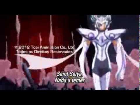 Os Cavaleiros Do Zodíaco Omega - Primeira Abertura Dublado PT BR