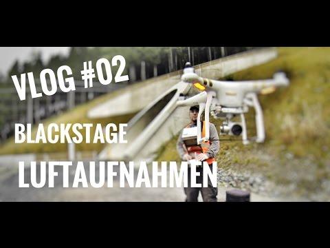 Vlog #2 Blackstage Luftaufnahmen Auftrag Drohne Berlin Deutschlandweit DJI Phantom