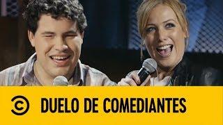 Los Duelos Más Sangrientos Entre Mujeres y Hombres   Duelo de Comediantes   Comedy Central LA