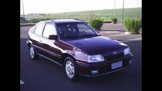 Kadett GSi 1992 com 8.000 km em 2017 Reginaldo de Campinas thumbnail