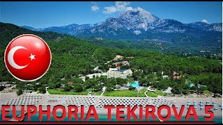EUPHORIA  TEKIROVA 2019  KEMER  ANTALYA  TURKEY