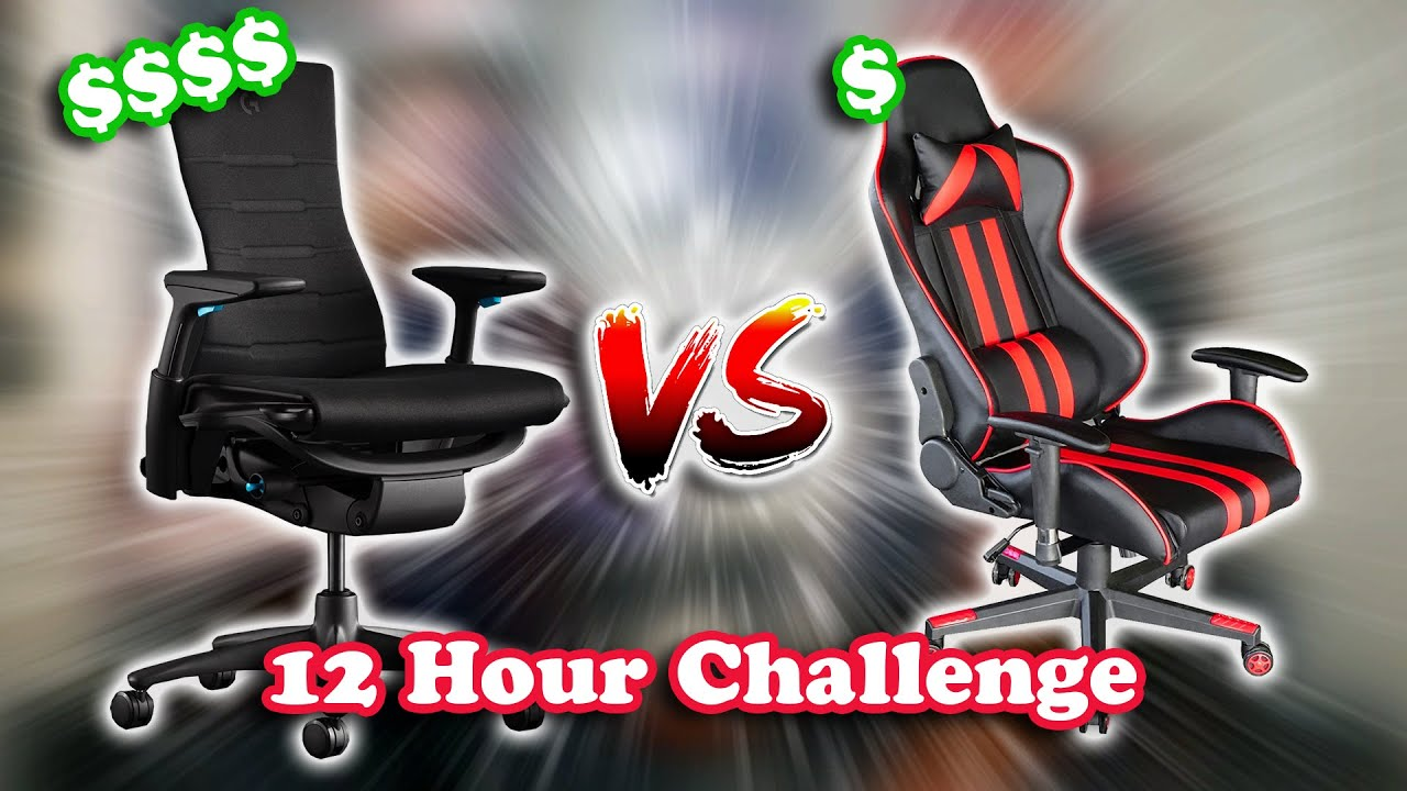 Download Cheap vs Expensive: Gaming Chair Showdown (I was Stupid)