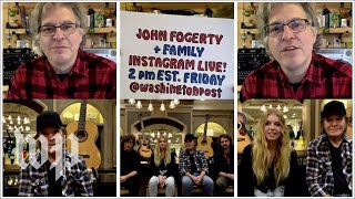 Musician John Fogerty on the irony of playing 'Fortunate Son' at a Trump rally