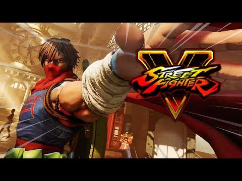 YOUNG MAN COMBOS: Zeku - Street Fighter 5 Ranked Matches
