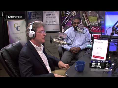 Houston Metrostudy - David Jarvis - Houston Real Estate Radio - 1 of 2