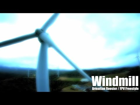 Windmill / Armattan Rooster FPV Freestyle