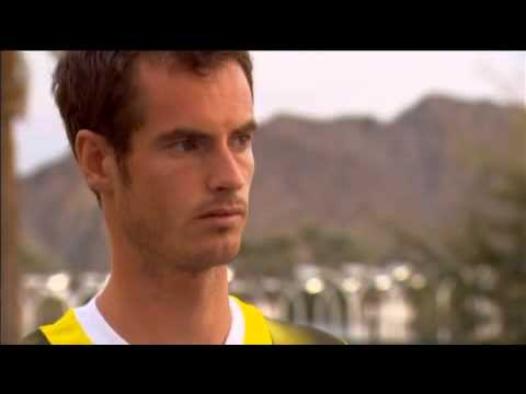 2013 Indian Wells: Andy Murray Pre-Tournament Interview