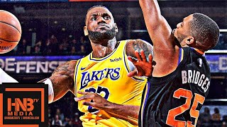 Los Angeles Lakers vs Phoenix Suns Full Game Highlights | March 2, 2018-19 NBA Season
