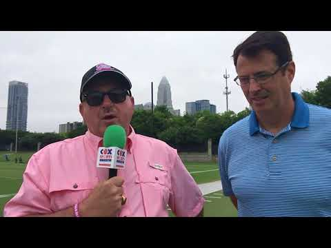 COX SPORTS BROADCASTING Report on the 2018 Carolina Panthers Mini Camp