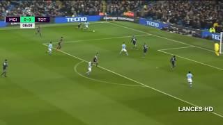 Manchester City 4 x 1 Tottenham Gols e Melhores Momentos