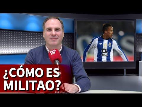 Manu Sainz analiza a Militao: un defensa perfecto para el Real Madrid | Diario AS