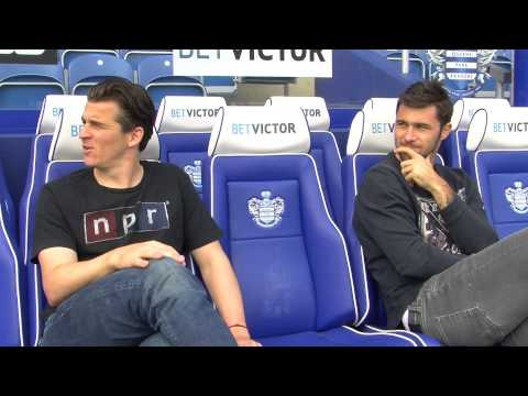 JOEY BARTON AND CHARLIE AUSTIN VERY FUNNY OUT-TAKE
