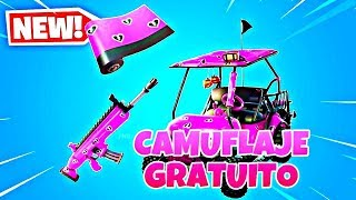 🔴💥YOU GET NEW FREE CAMO HERE💥 - FORTNITE BATTLE ROYALE✅